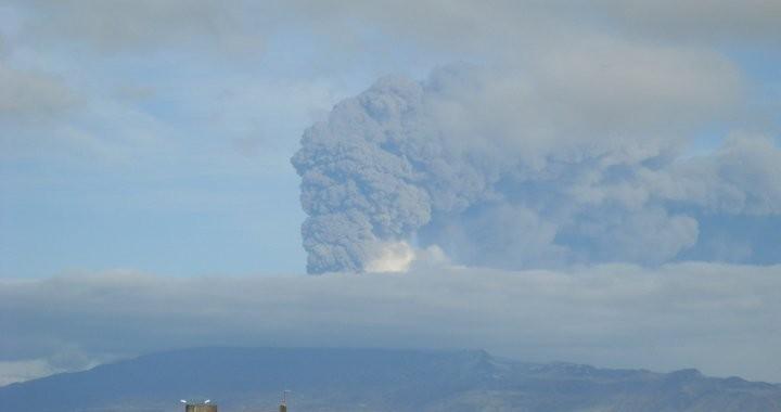 The 2010 Eyjafjallajokull eruption