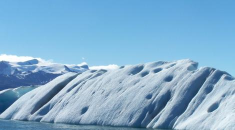 You can spend a day marvelling at the icebergs and their beauty.
