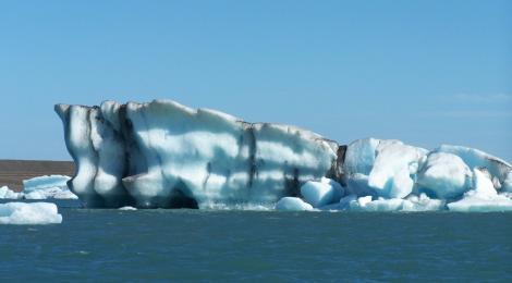 Titan of an iceberg