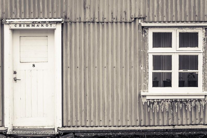 House in Sudureyri