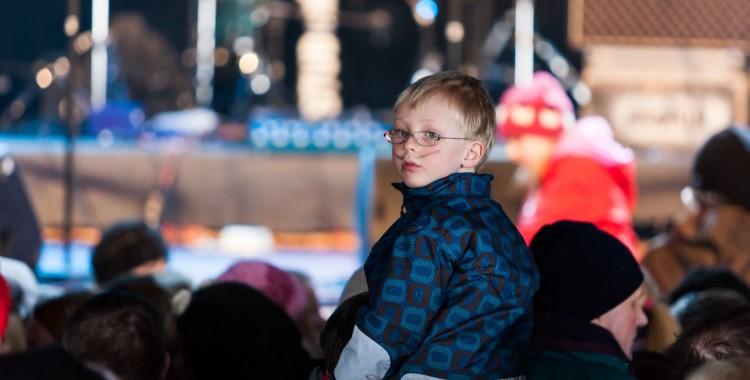 "The Icelandic music festival ""Aldrei fór ég suður"" is a family friendly multigenerational affair."