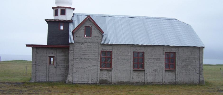 The Church that Samúel Jónsson built on his own.