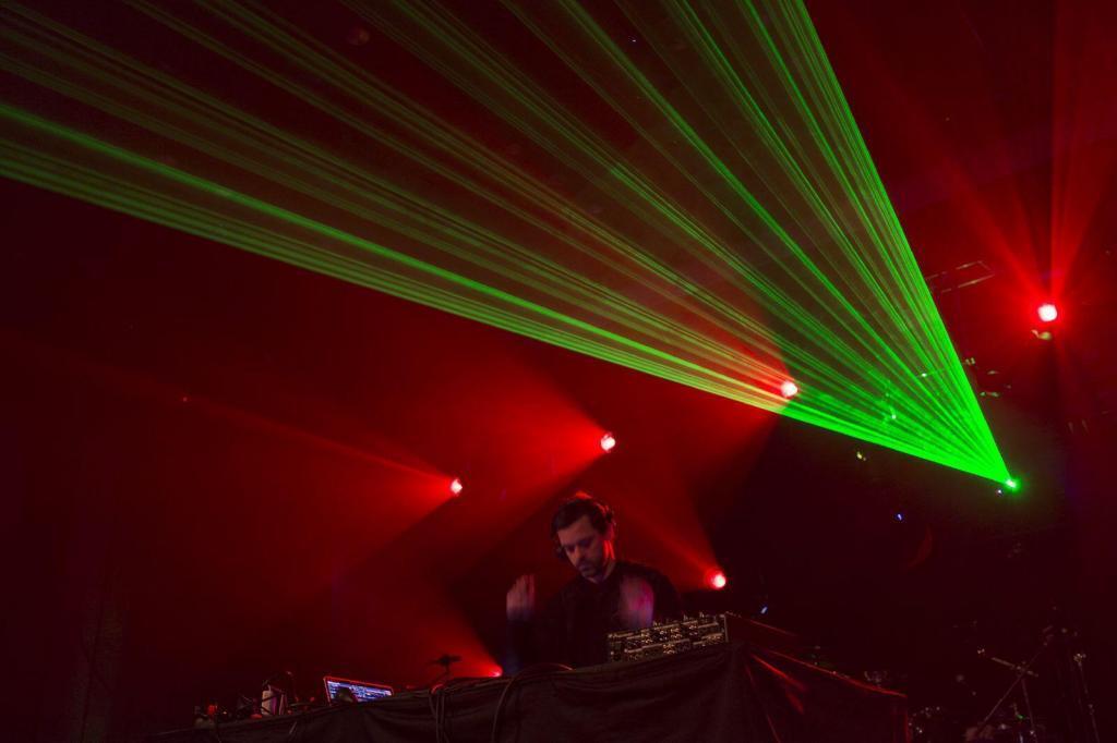 DJ Margeir takes you on a wild interstellar ride.