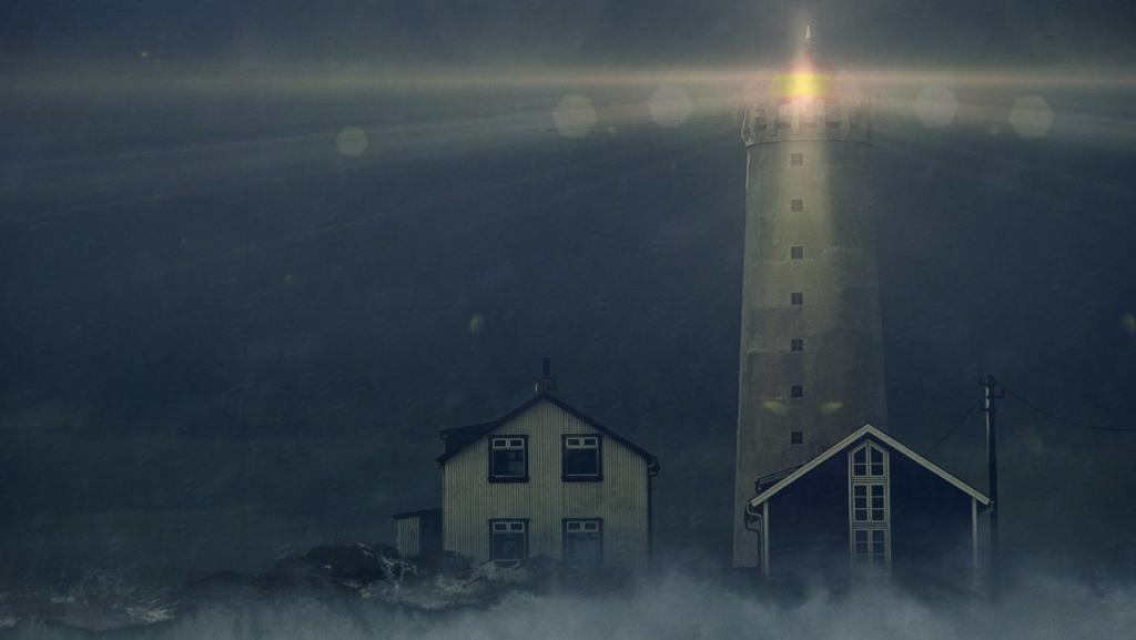 Lighthouse at Grotta.