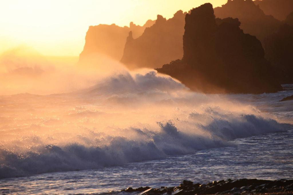 An Icelandic Beach!