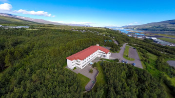 The place to stay in Akureyri.
