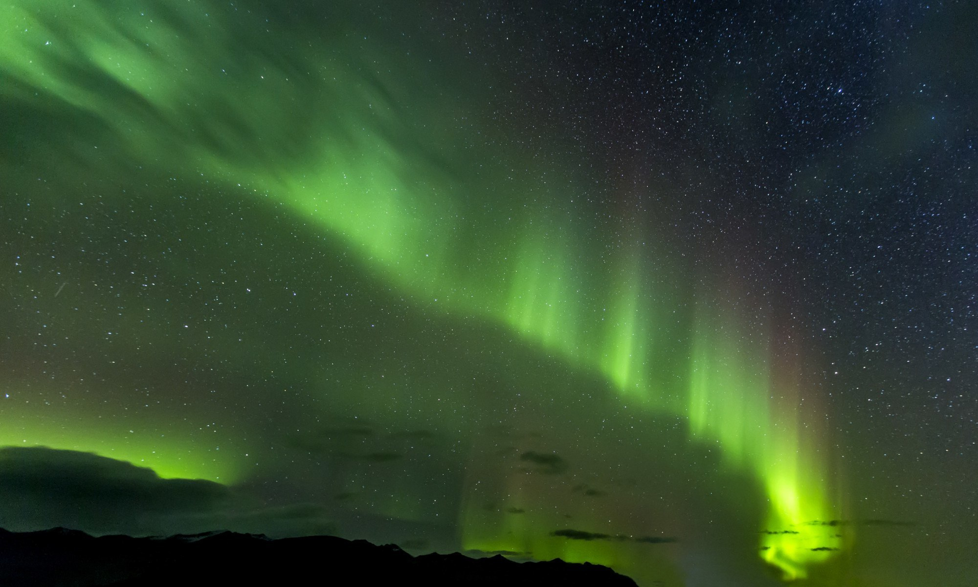 That is what I call northern lights!