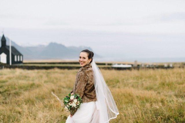 Bride at Budir.
