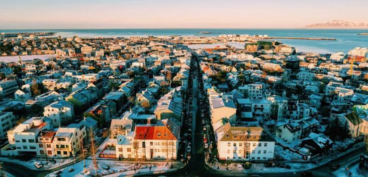 Reykjavik 1st Most Inspirational Winter City