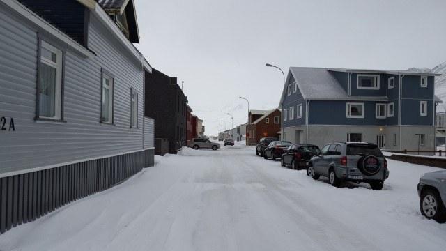 The streets of Noel´s favorite town.