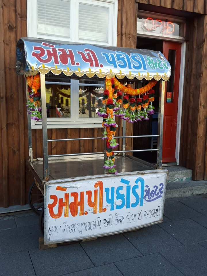 Indian Food Par Excellence.