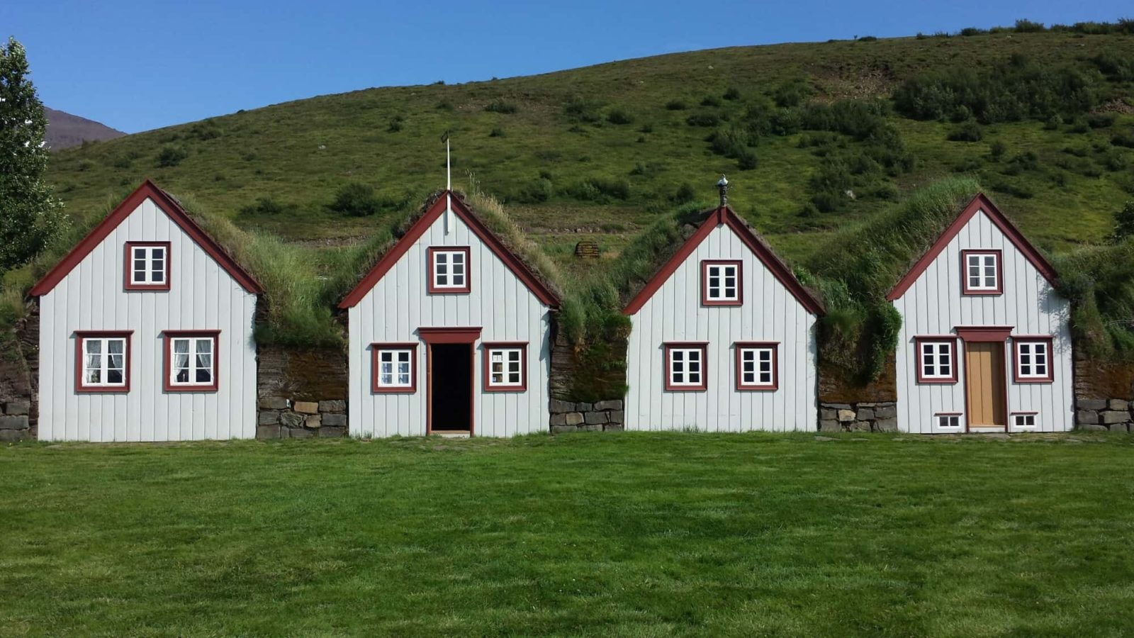 The Icelandic Turf House Made For The Rich