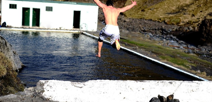 Seljavallalaug is named as one of best swimming pools in Iceland.