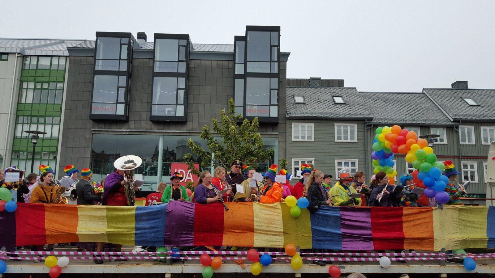 from John reykjavik gay pride