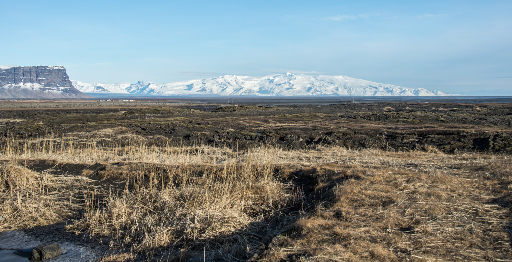 Vatnajokull glacier in all its glory.