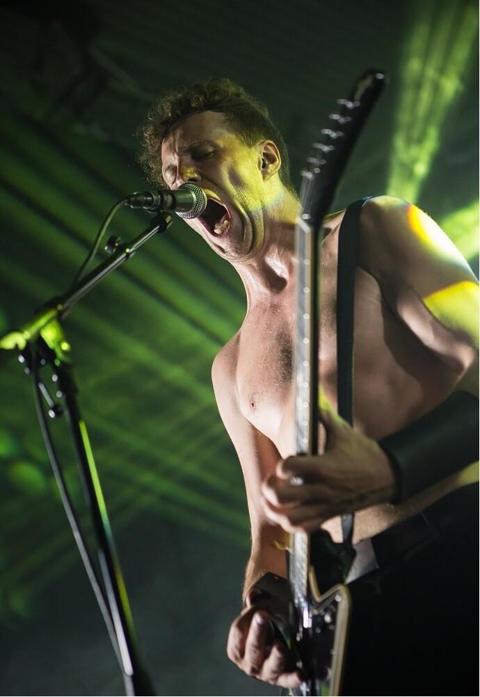 Scream for me Eistnaflug