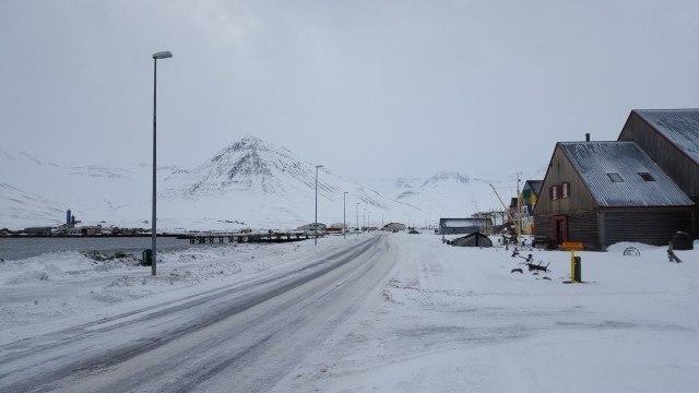 Siglufjörður.