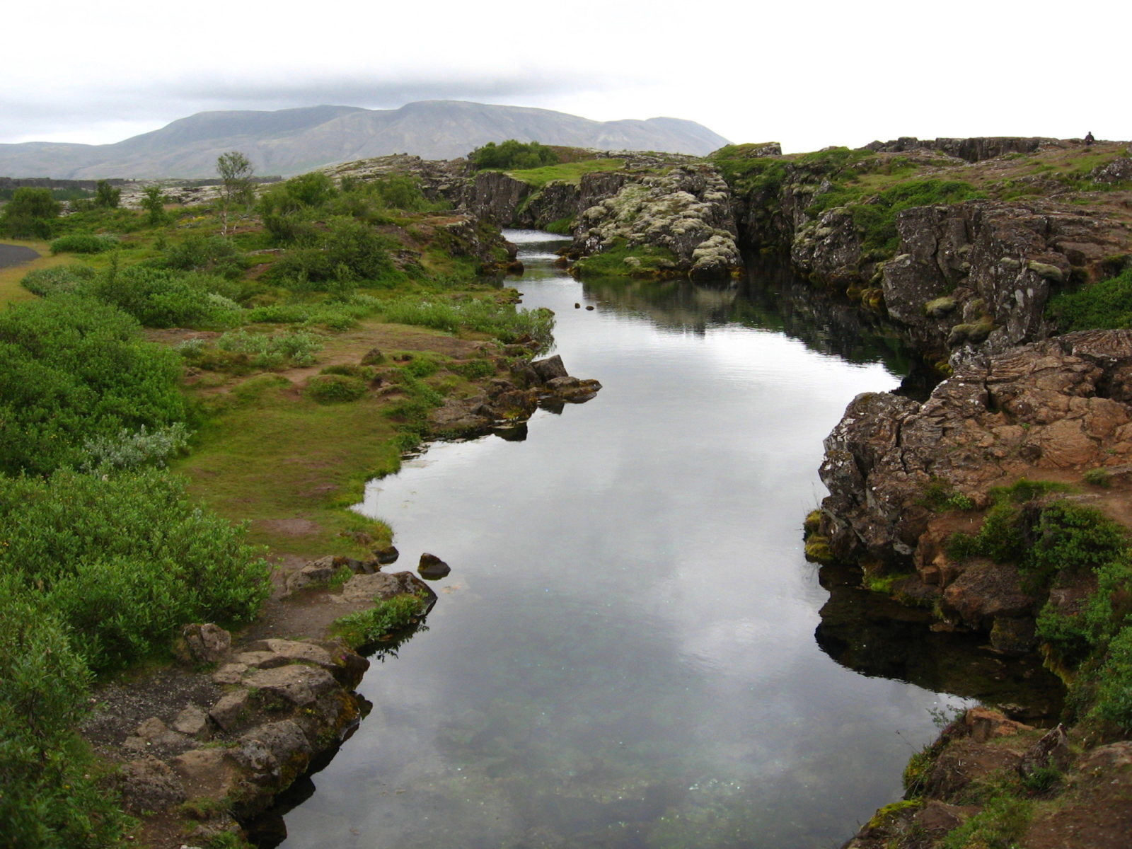 2- Þingvellir continental rift