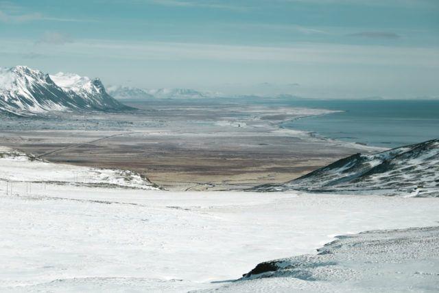 Icelandic vista.