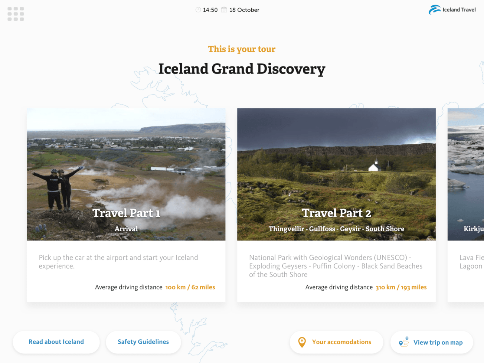 This Iceland Road Trip App Gives You Immersive Experience on Your Trip