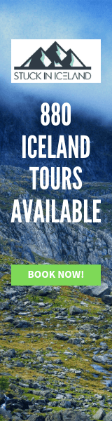 880 Iceland tours available