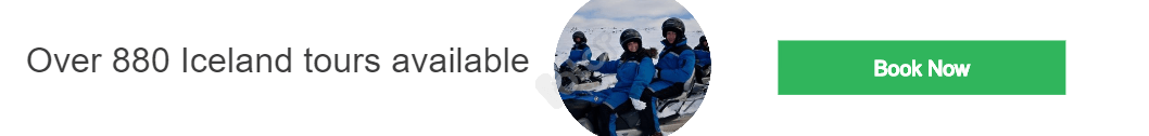 Book a tour in Iceland