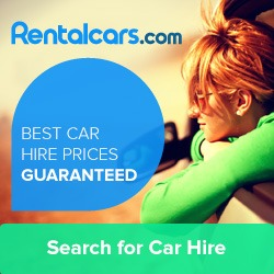 Rent a car in Iceland by using Rentalcars.com.